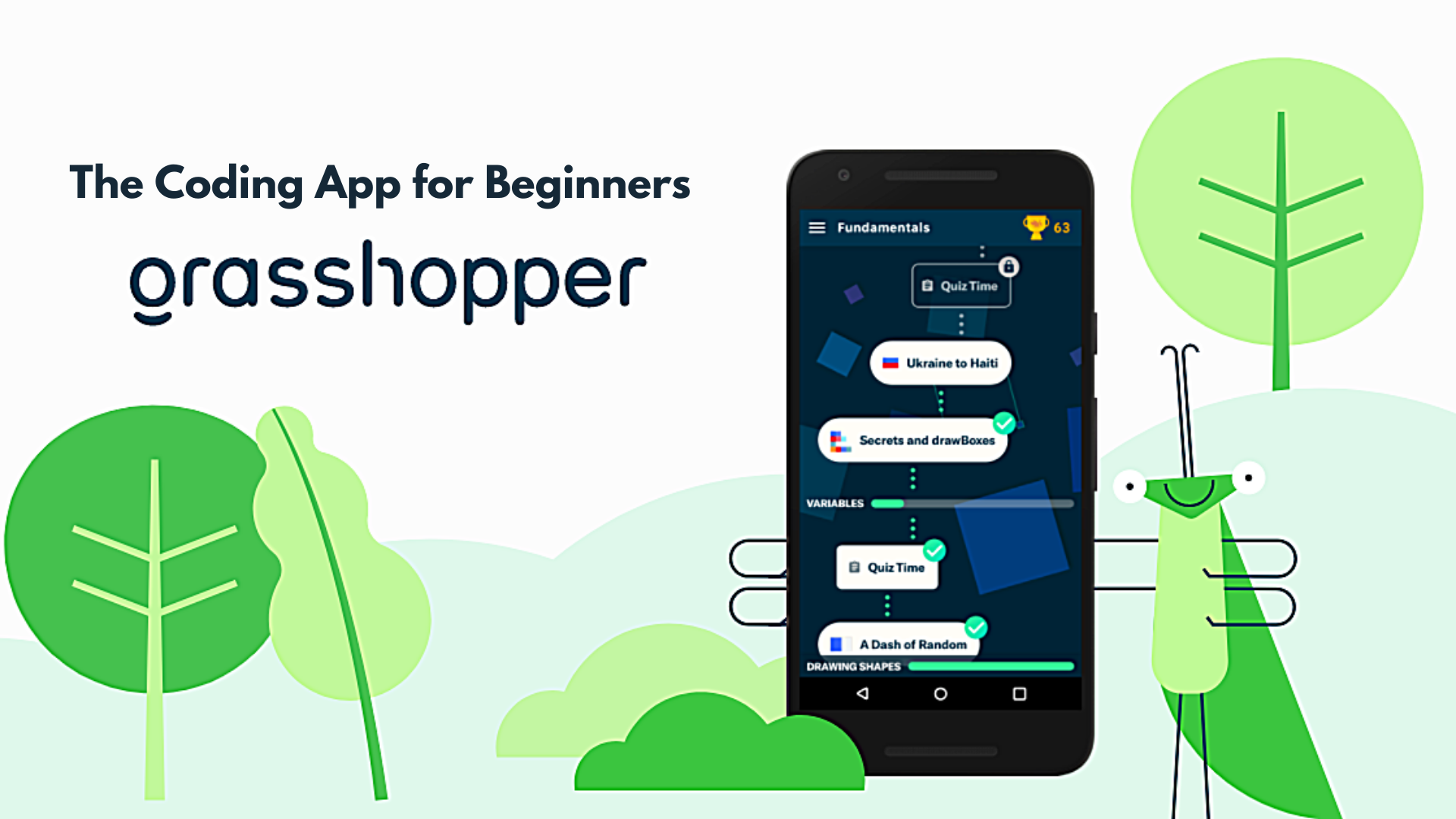 What is the Grasshopper App?