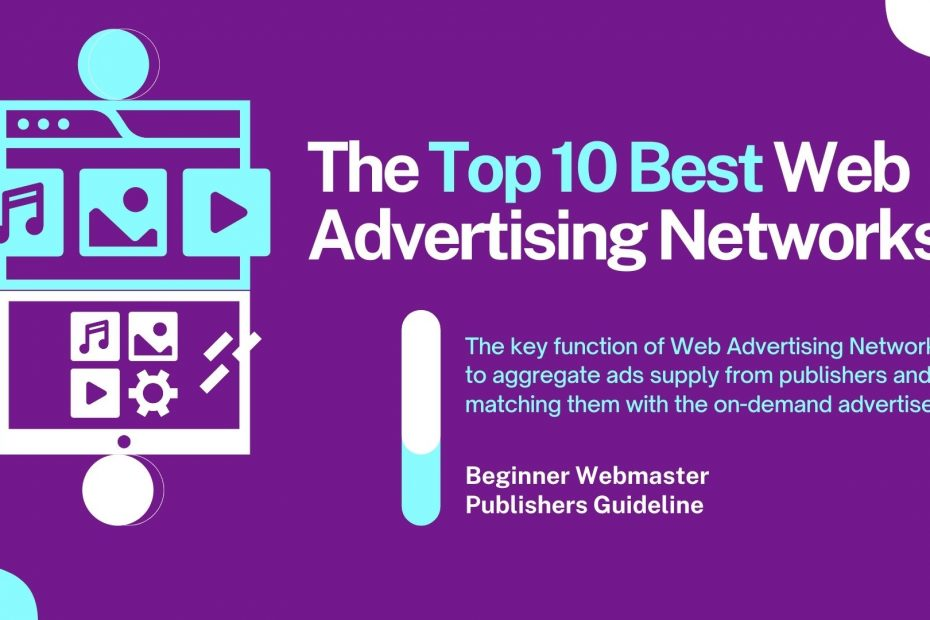 Best Web Advertising Networks