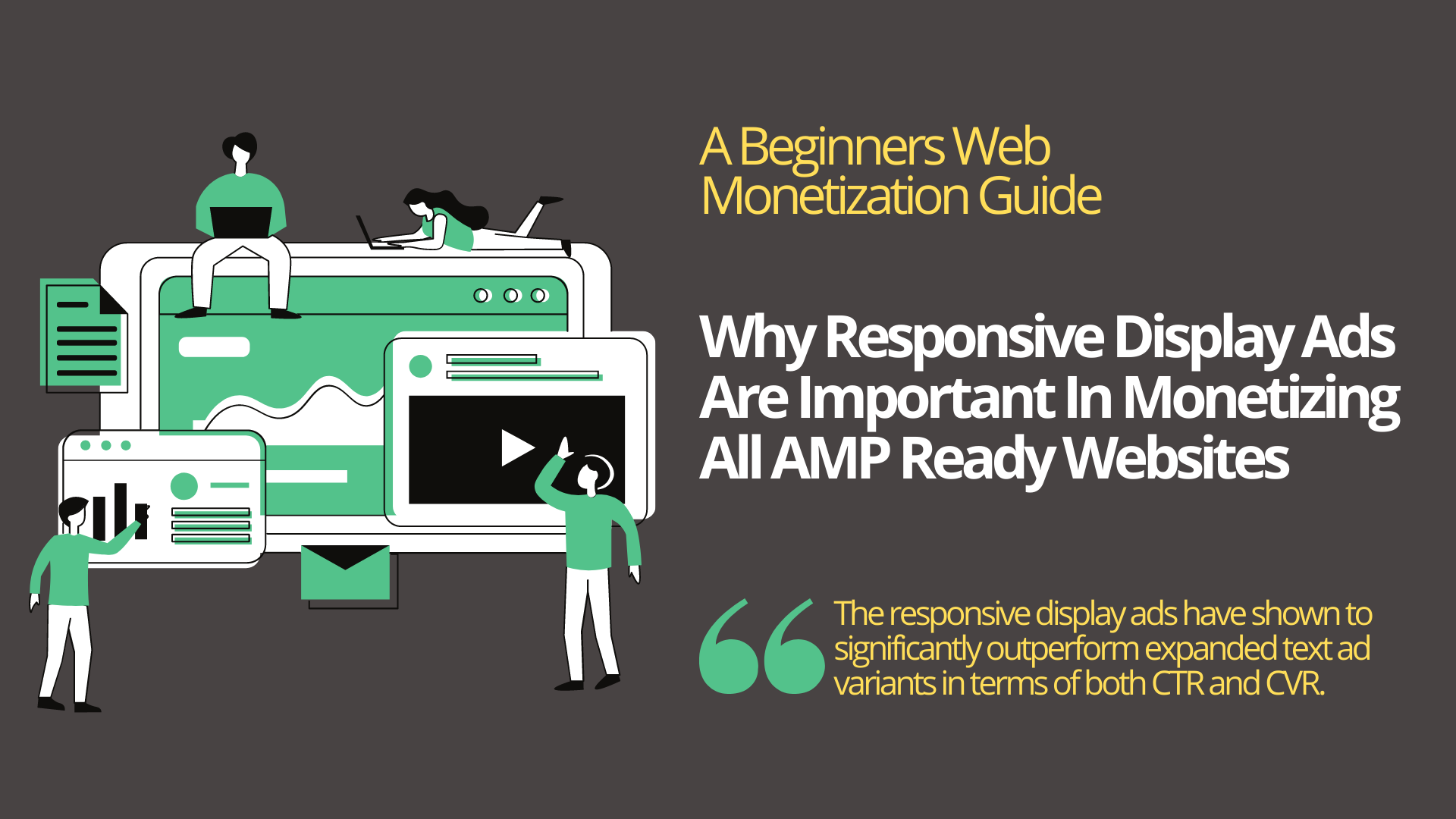 What are Responsive Display Ads?