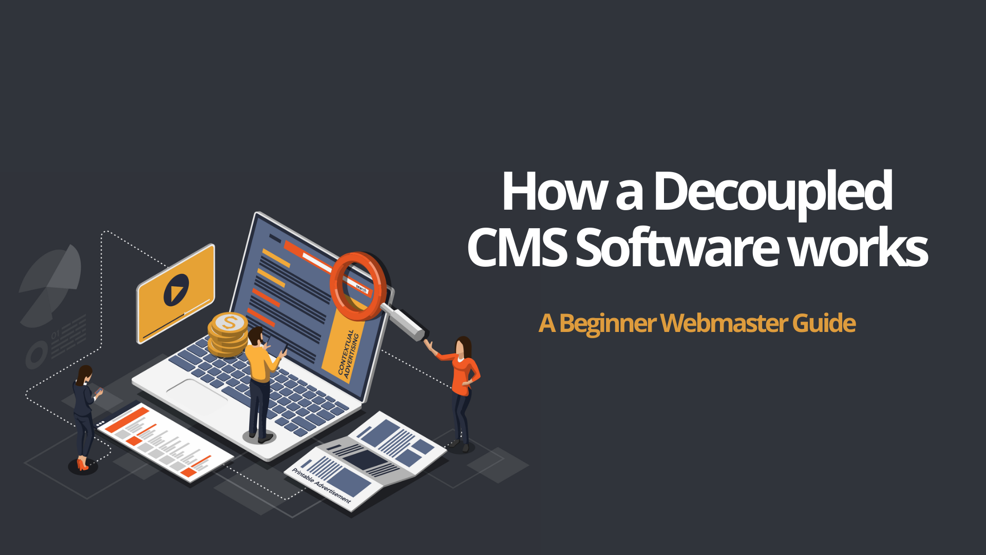How a Decoupled CMS Software works