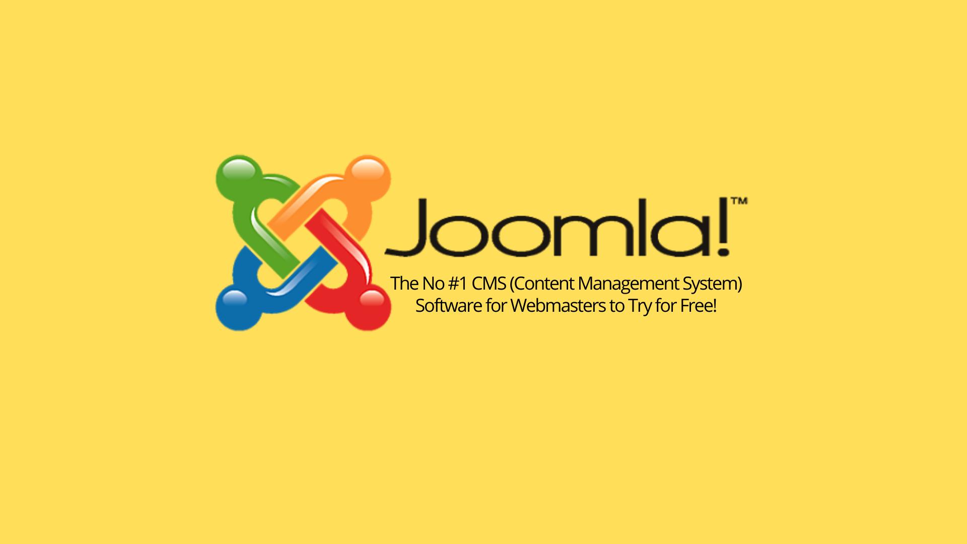 What is Joomla?
