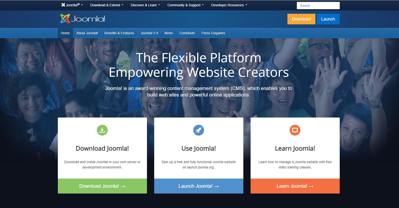 Joomla Showcase Directory