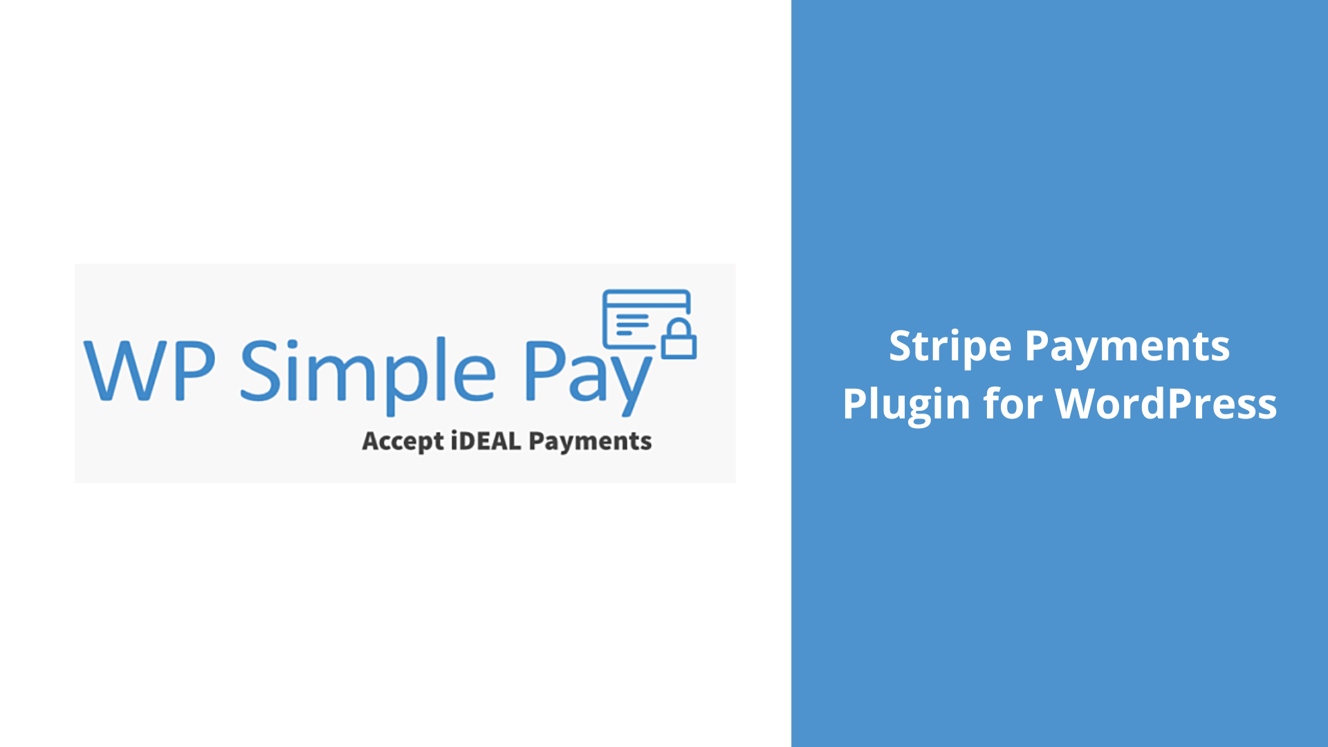 What is WP Simple Pay?