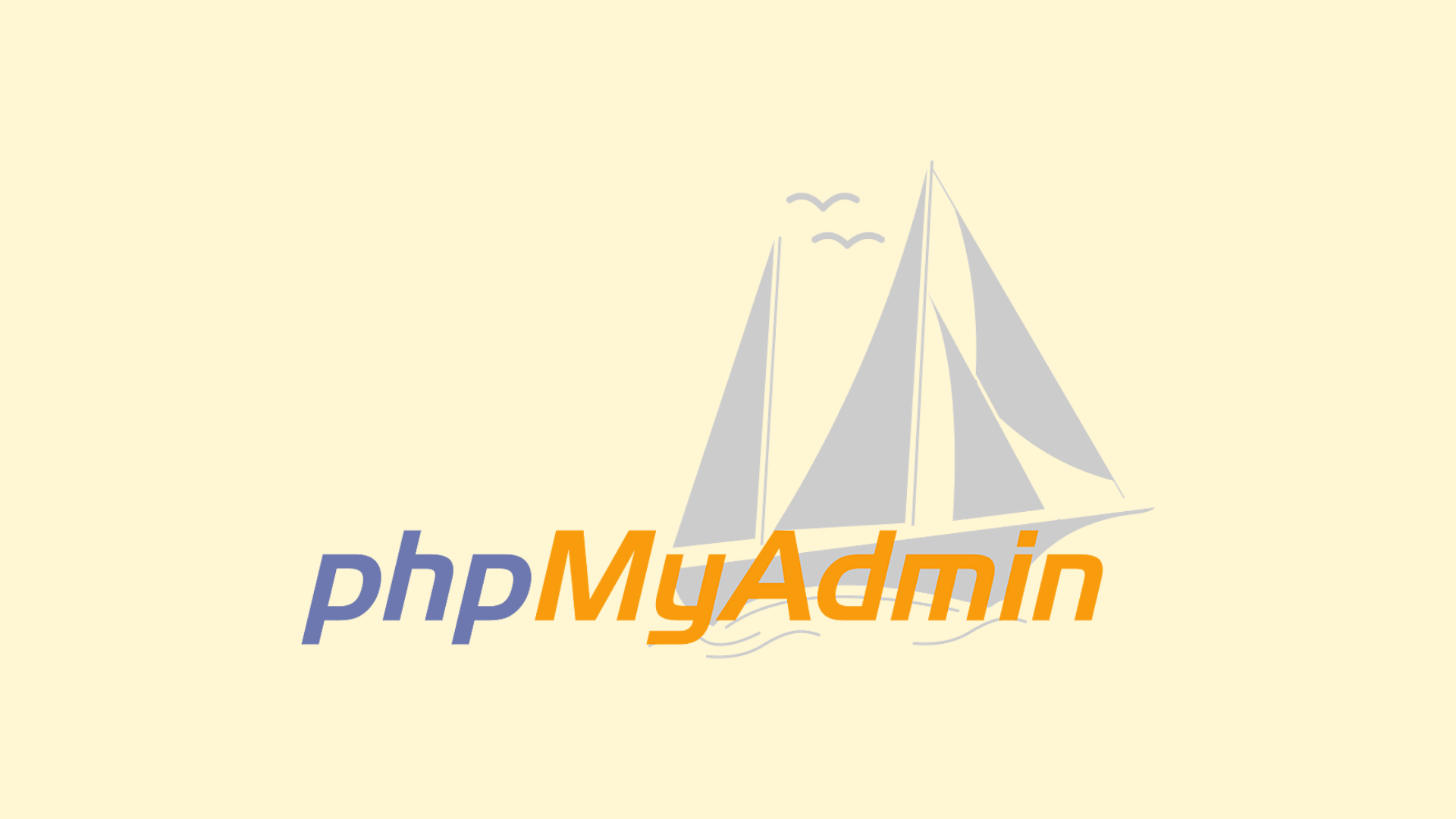 What is phpMyAdmin?