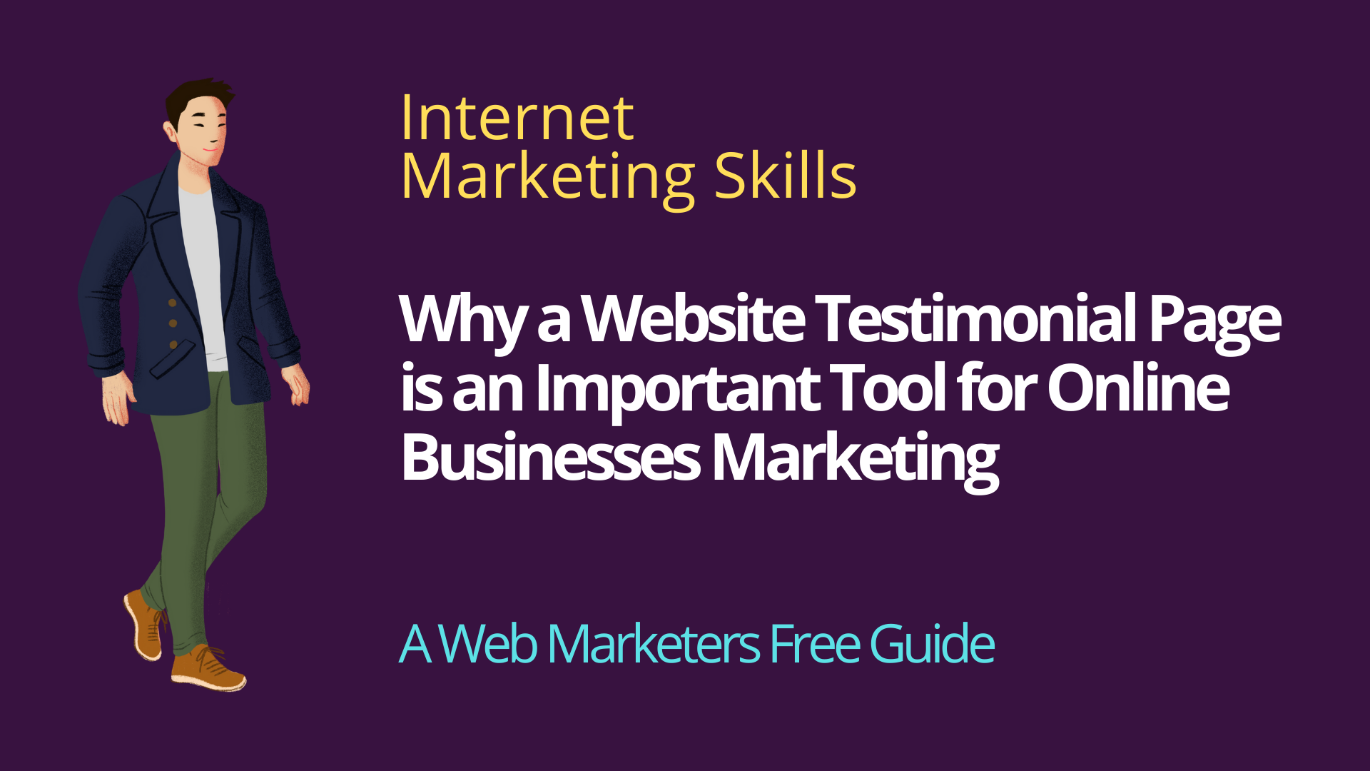 What is a Website Testimonial Page?