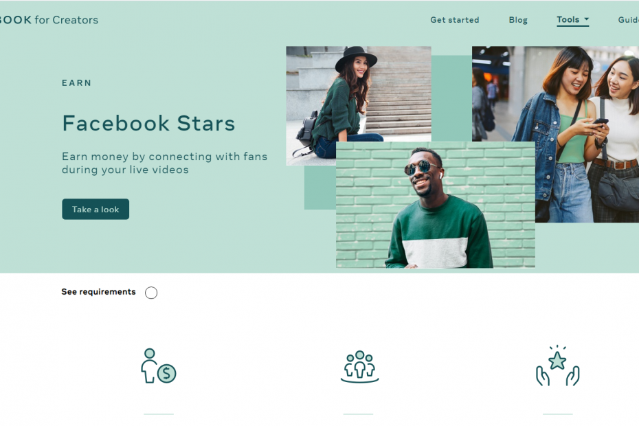 What Is Facebook Stars?