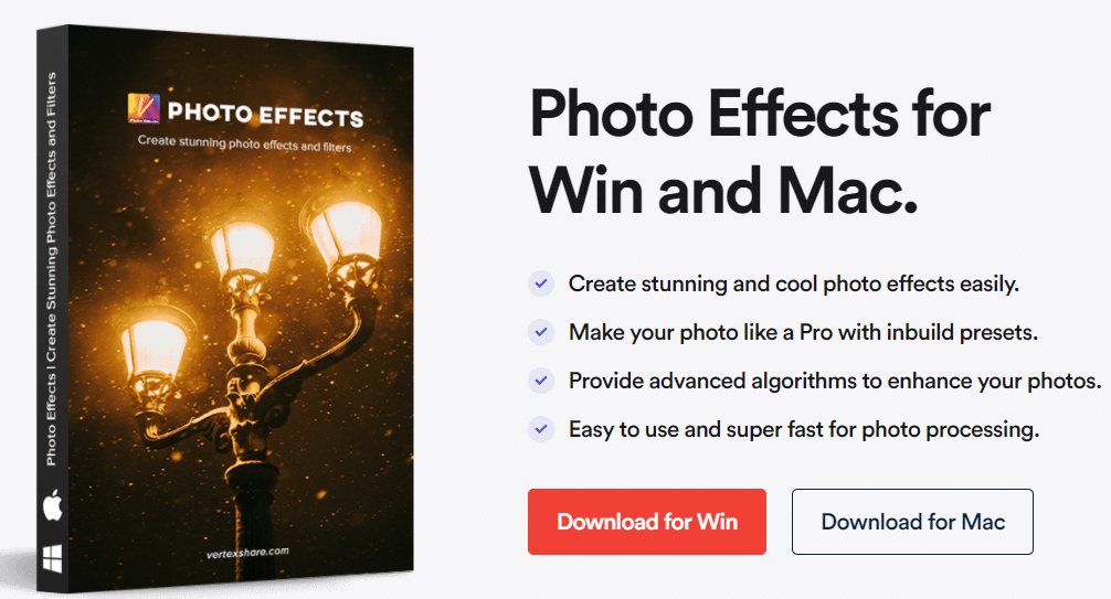 What Is Vertexshare Photo Effects?