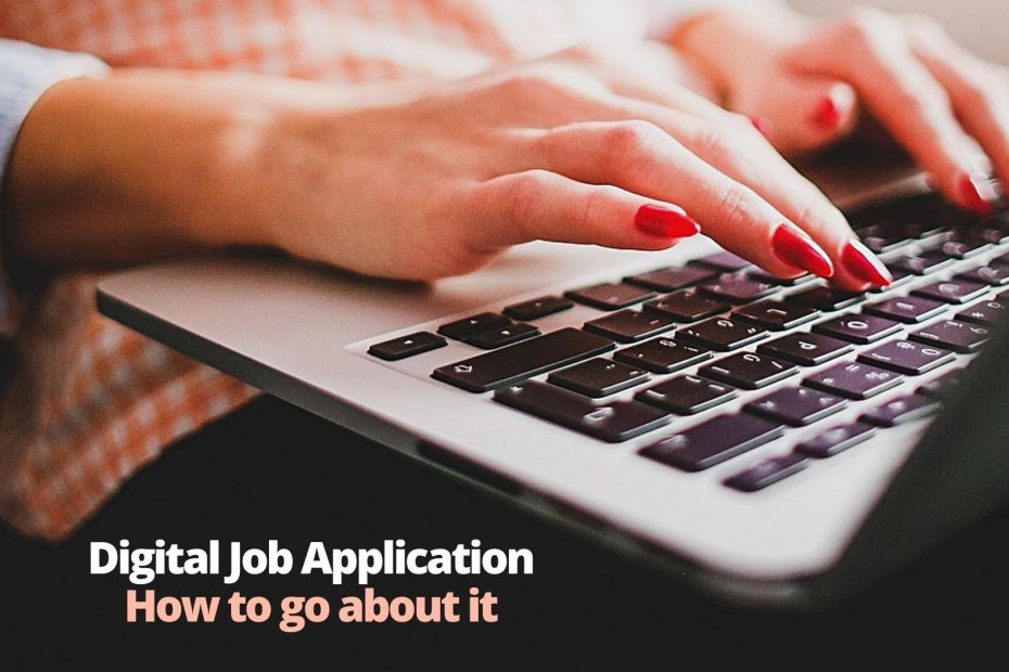 How to Go About Digital Job Application
