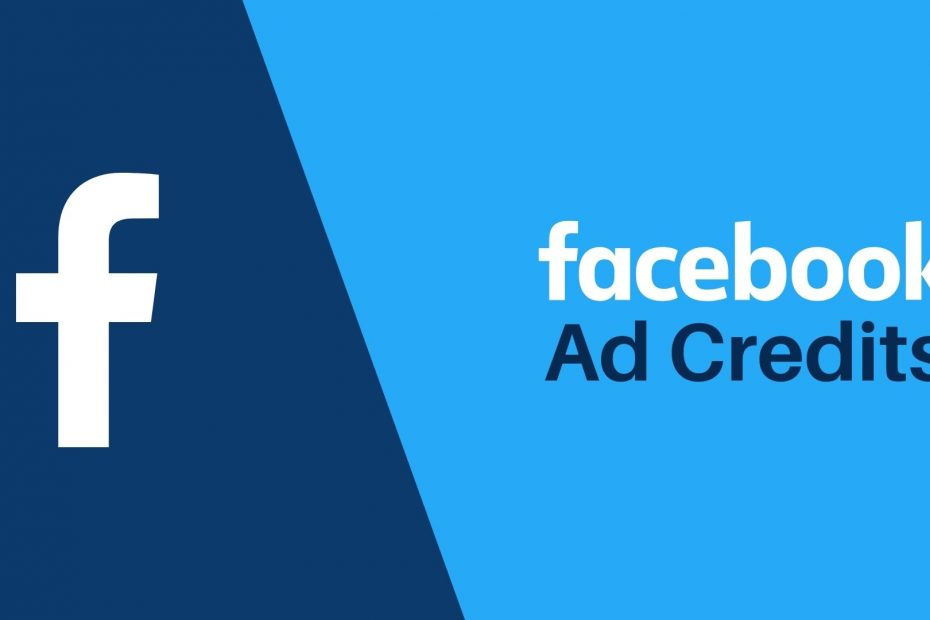 What Are Facebook Ad Credits?