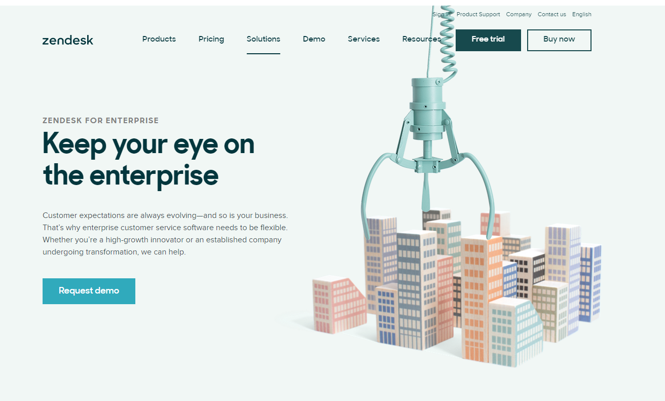 Zendesk Enterprise