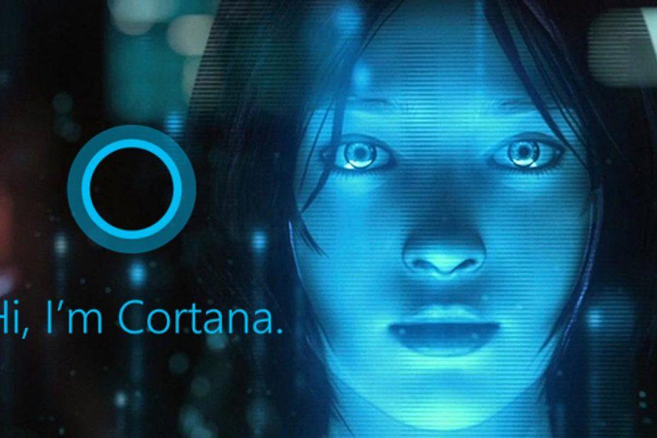 How Microsoft Windows Cortana Works