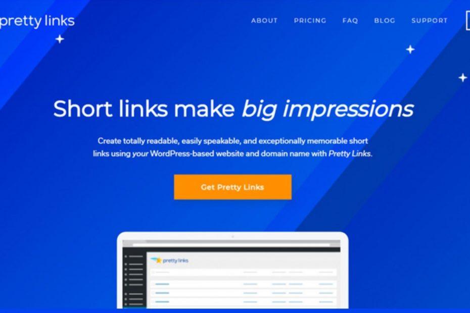 Pretty Links WordPress Plugin Pro